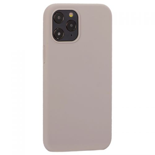 "Накладка силиконовая MItrifON для iPhone 12 Pro Max (6.7"") без логотипа Lavender Лавандовый №7"