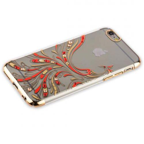Чехол KINGXBAR для iPhone 6s/ 6 Swarovski