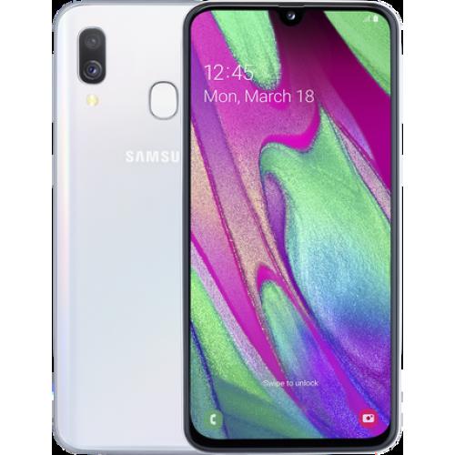 Samsung Galaxy A40 (2019) 64GB Белый (RU)