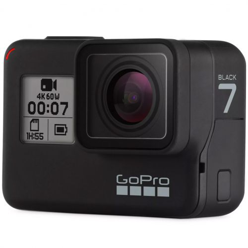 Видеокамера GOPRO HERO7 BLACK EDITION