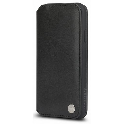 Чехол-бумажник Moshi Overture для Apple iPhone Xs Max (Charcoal Black)