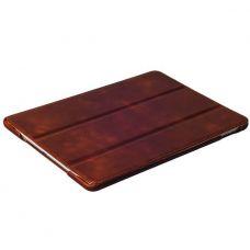 Чехол кожаный i-Carer для iPad Air 2 Vintage Series Коричневый