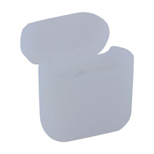 Чехол силиконовый Deppa для AirPods 1.4мм (Прозрачный)
