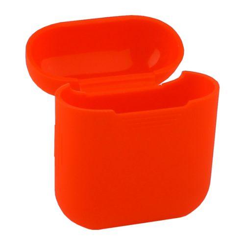 Чехол силиконовый Deppa для AirPods 1.4мм (Красный)