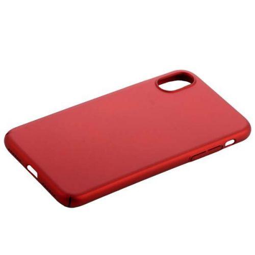 Чехол COTEetCI Armor PC Case для iPhone X Красный