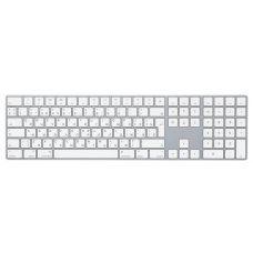 Клавиатура Apple Magic Keyboard with Numeric Keypad (MQ052RS/A) Silver