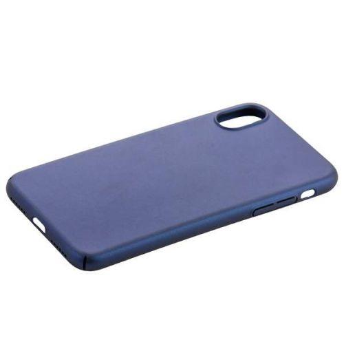 Чехол COTEetCI Armor PC Case для iPhone X Синий