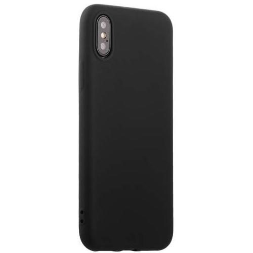 Чехол J-Case Delicate Series Matt для iPhone X Черный