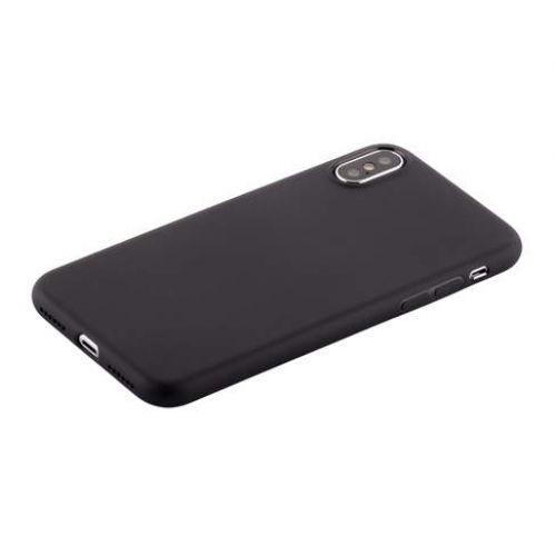 Чехол COTEetCI Grind arenaceous TPU Case для iPhone X Черный