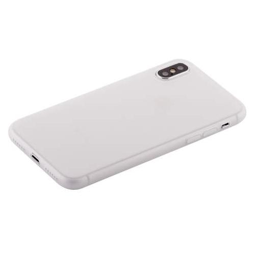 Чехол COTEetCI Grind arenaceous TPU Case для iPhone X Матовый
