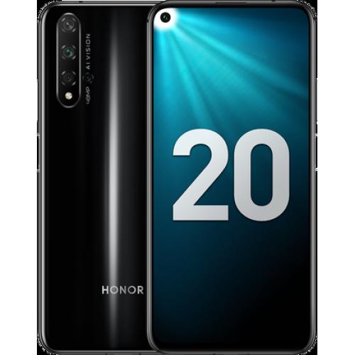 Honor 20 6/128GB Полуночный черный (RU)
