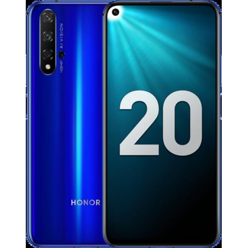 Honor 20 6/128GB Голубой сапфир (RU)