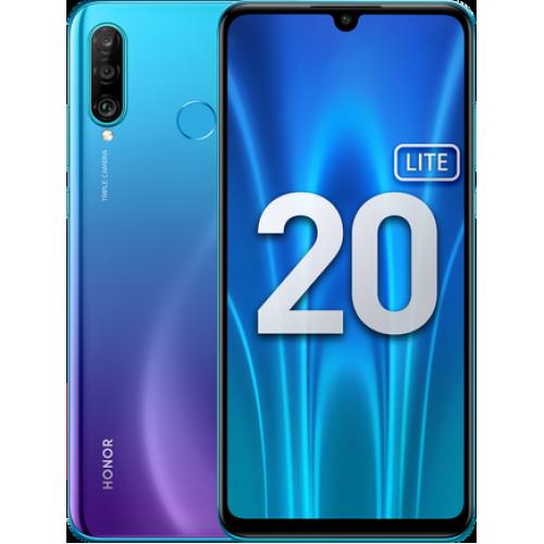 Honor 20 Lite 4/128Gb Сине-фиолетовый