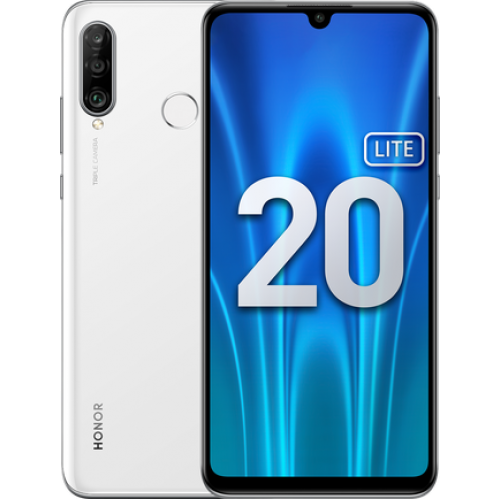 Honor 20 Lite 4/128Gb Белый