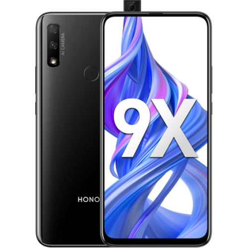 Honor 9X 4/128Gb Черный