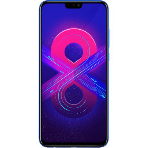 Honor 8X 64Gb Blue RU