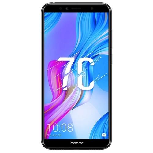 Honor 7C 3/32Gb Black (RU)