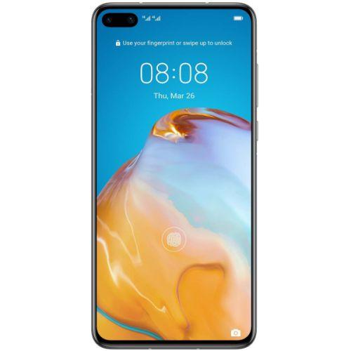 Huawei P40 6/128Gb Серебристый (RU)