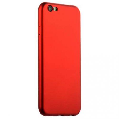 Чехол J-case Delicate Series для iPhone 6/ 6S Красный
