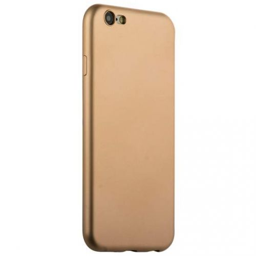 Чехол J-case Delicate Series для iPhone 6/ 6S Золотистый