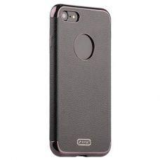 Чехол J-case Jack Series (с магнитом) для iPhone 7/ 8 Черный