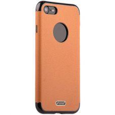 Чехол J-case Jack Series (с магнитом) для iPhone 7/ 8 Светло-коричневый