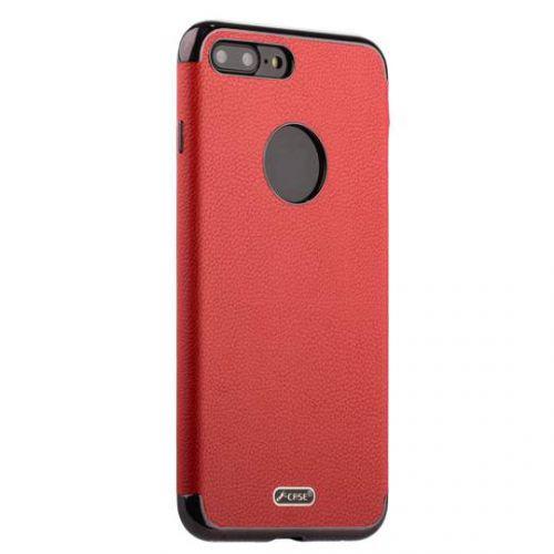 Чехол J-case Jack Series (с магнитом) для iPhone 7 Plus/ 8 Plus Красный