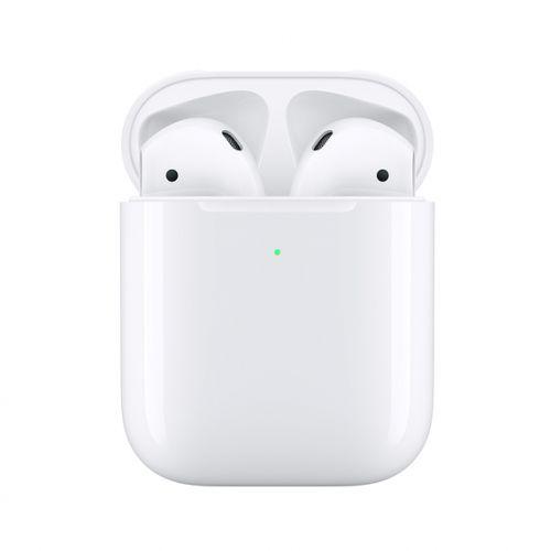 Беспроводные наушники Apple AirPods 2 (беспроводная зарядка чехла)