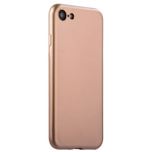 Чехол J-case Shiny Glazed Series для iPhone 7/8 Золотистый
