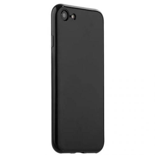 Чехол J-case Shiny Glazed Series для iPhone 7/8 Черный