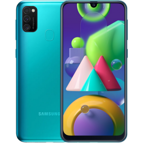 Samsung Galaxy M21 Бирюзовый (RU)