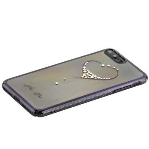 Чехол KINGXBAR для iPhone 7 Plus/ 8 Plus со стразами Swarovski Черный