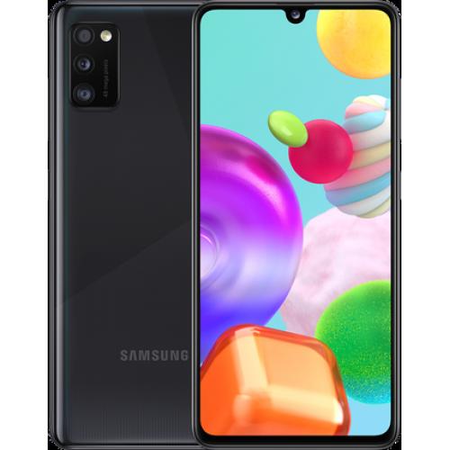 Samsung Galaxy A41 64GB Черный (RU)