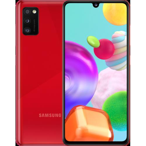 Samsung Galaxy A41 64GB Красный (RU)