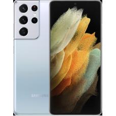 Samsung Galaxy S21 Ultra 5G 12/128GB Серебряный фантом (RU)