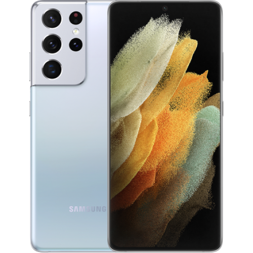 Samsung Galaxy S21 Ultra 5G 16/512GB Серебряный фантом (RU)