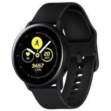Часы Samsung Galaxy Watch Active Черный сатин