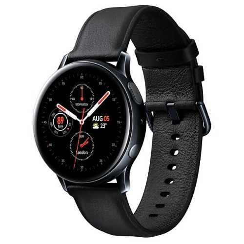 Часы Samsung Galaxy Watch Active2 cталь 40mm (Черный)