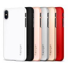 Чехол Spigen Thin Fit для iPhone X