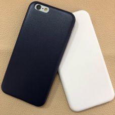 Чехол кожаный ультра-тонкий для iPhone 6/6S