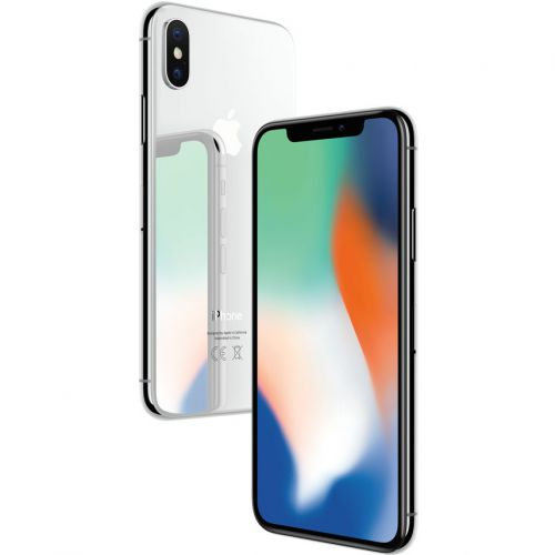 Apple iPhone X 64Gb RU/A Silver