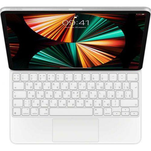 "Клавиатура Apple Magic Keyboard для iPad Pro 12,9"" (2020) White"