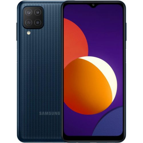 Samsung Galaxy M12 3/32GB Черный (RU)