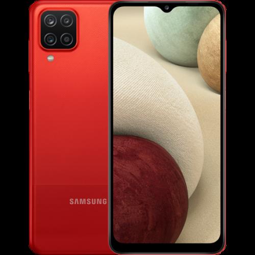 Samsung Galaxy A12 4/128GB Красный (RU)