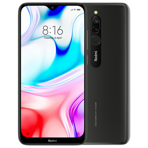 Xiaomi Redmi 8 3Gb + 32Gb Black
