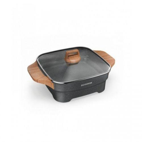 Сковорода электрическая Xiaomi OCOOKER Multi Functional Household hot pot