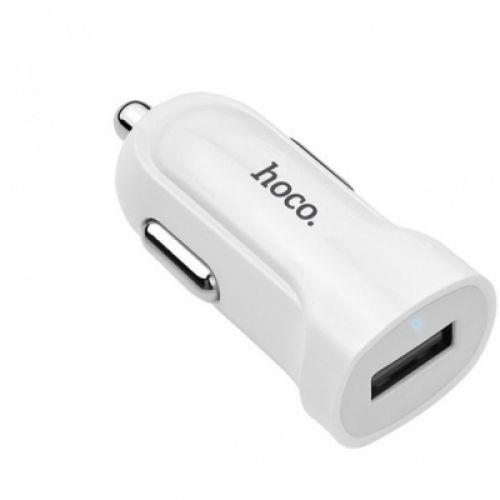 АЗУ Hoco Z21 USB 1.5A Белый