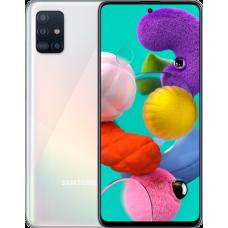 Samsung Galaxy A51 128GB White (RU)