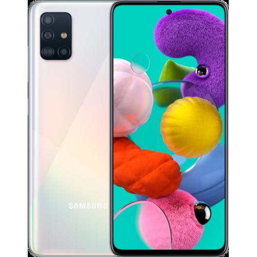 Samsung Galaxy A51 64GB Белый (RU)