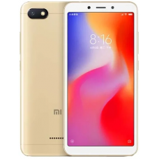 Xiaomi Redmi 6A 2GB + 16GB Gold